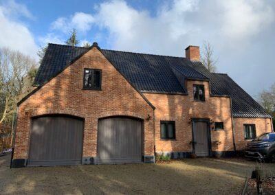 Nieuwe woning Kalmthout
