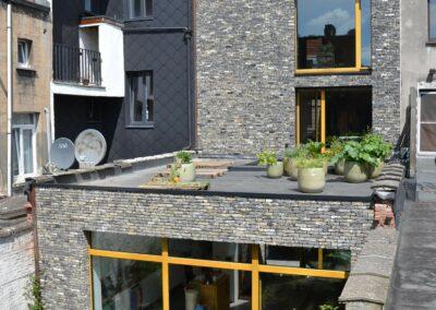 Nieuwe woning Antwerpen