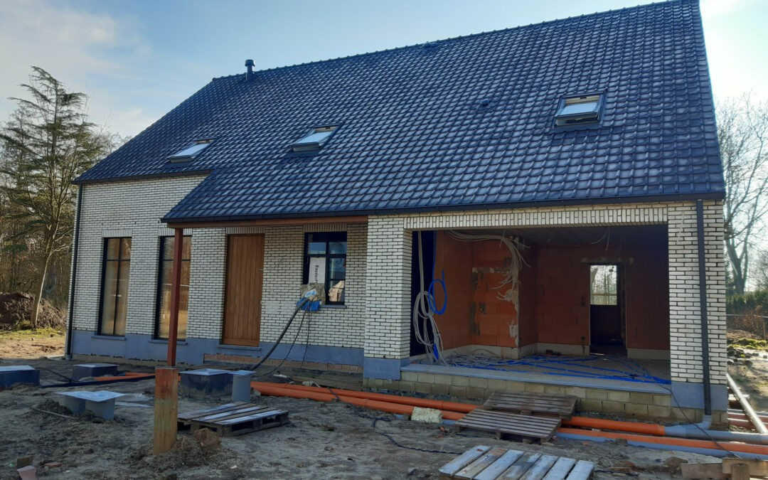 Nieuwe woning Grobbendonk