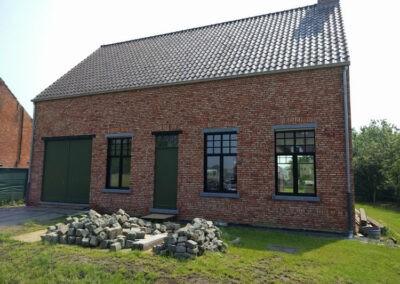 Nieuwe woning Broechem