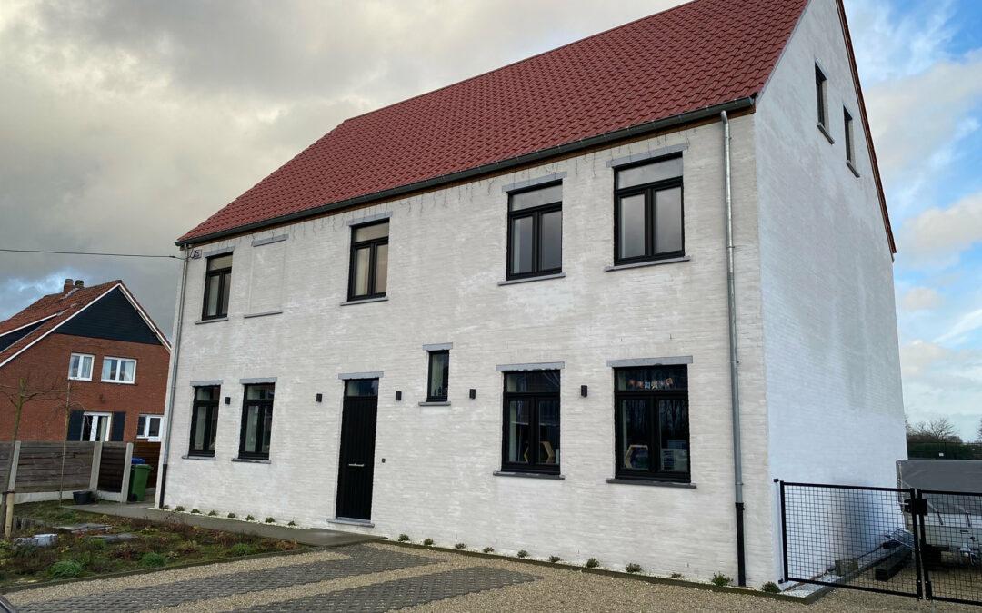 Nieuwe woning Massenhoven