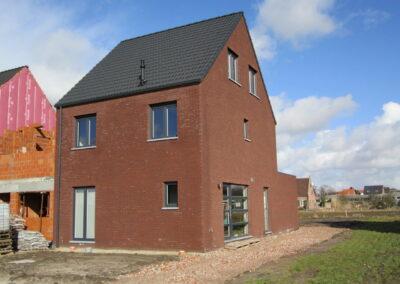 Nieuwe woning Sint-Lenaerts